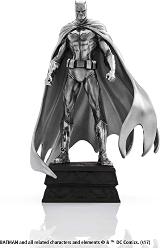 Royal Selangor Hand Finished DC Collection Pewter Batman Resolute Figurine Gift