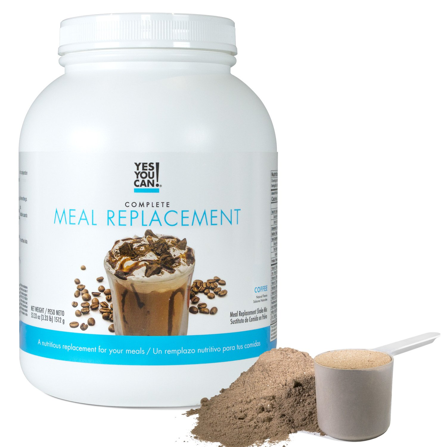 Yes You Can Complete Meal Replacement Up To 2 Meals A Day Helps Lose Weight Sustituto De