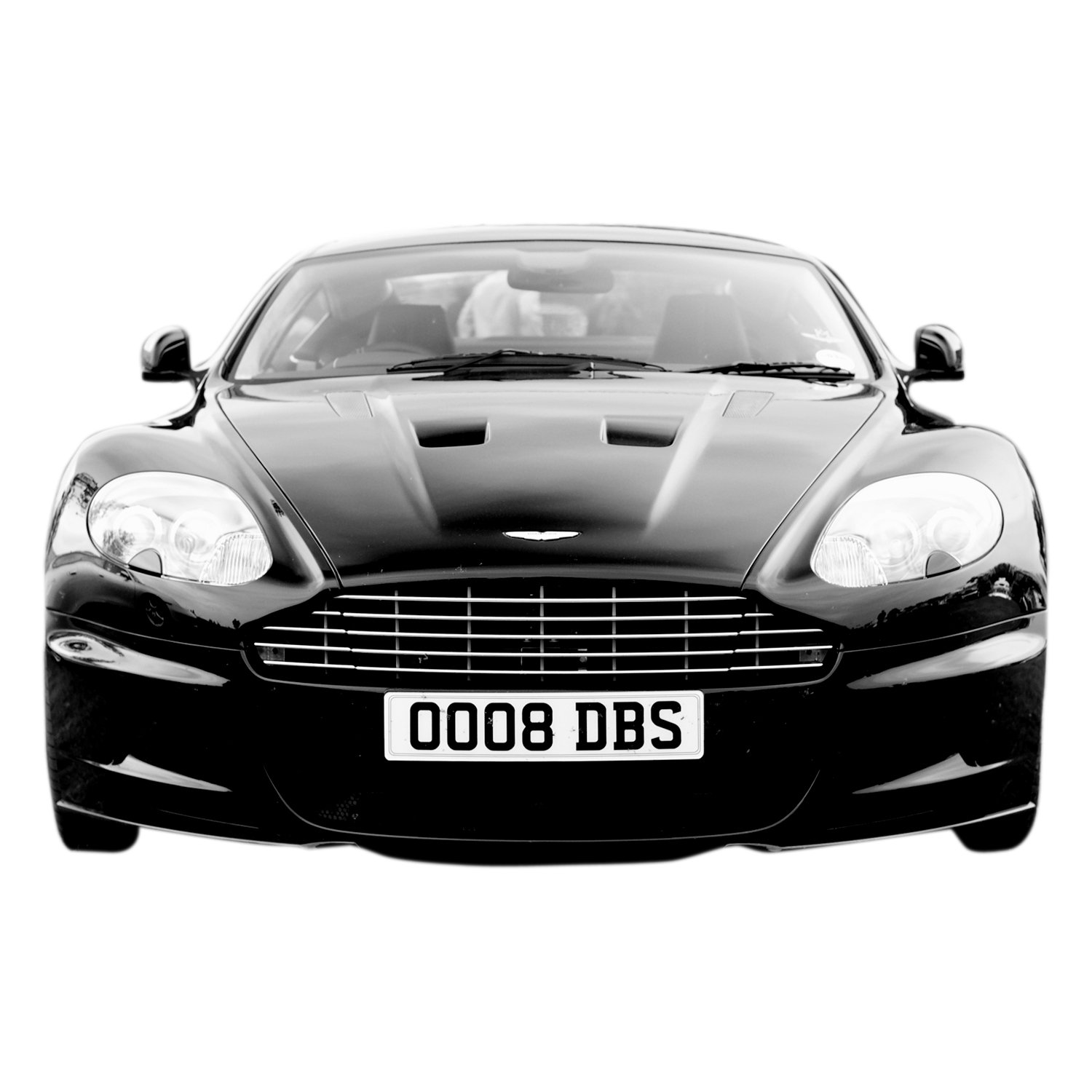 Aston Martin DBS 1 24 Scale RC Radio Controlled Car Colours May