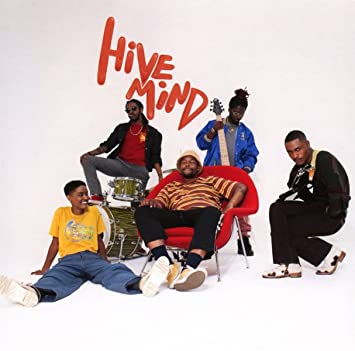 Image result for Hive Mind by The Internet
