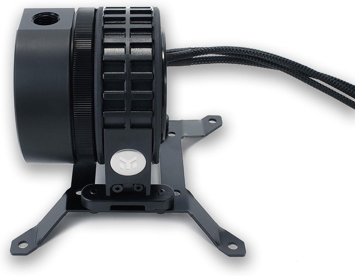 incl. Sleeved Pump Acetal EKWB EK-XTOP Revo D5 PWM