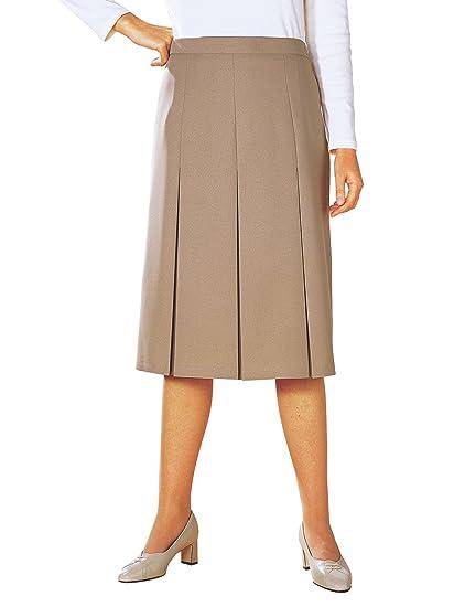 cfe852df78e6 Chums Jupe À Plis pour Femme  Amazon.fr  Vêtements et accessoires