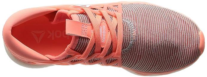564e213e9b6f3 Reebok Women s Floatride Run Flexweave White Digital Pink Running Shoes-4.5  UK India (37.5 EU)(7 US) (CN5239)  Amazon.in  Shoes   Handbags