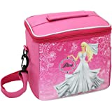 Shopaholic Fabric Multicolour Lunch Bag for Kids