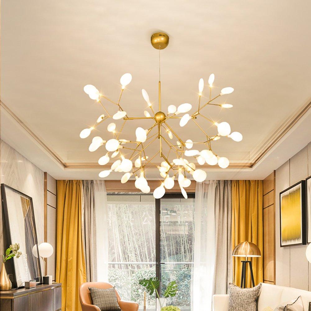 Sputnik firefly chandelier led pendant lighting ceiling light sputnik firefly chandelier led pendant lighting ceiling light fixture home decor aloadofball Images