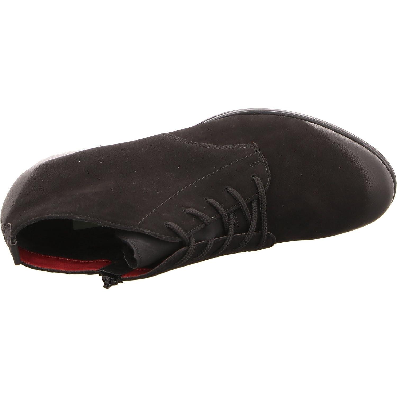 Remonte Stiefeletten in in in Übergrößen Schwarz R2670-02 große Damenschuhe  0eabed