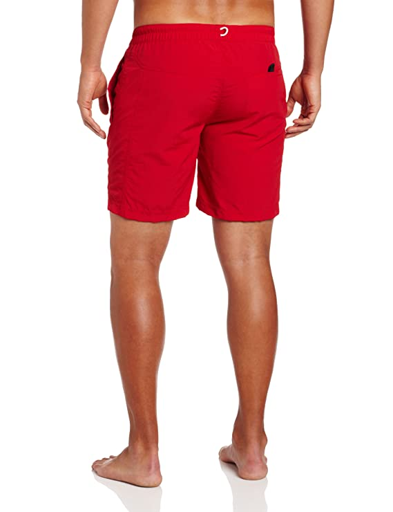 2bc141e675 Helly Hansen Men's Calshot Swim Trunks-Red, X-Large: Amazon.co.uk: Sports &  Outdoors