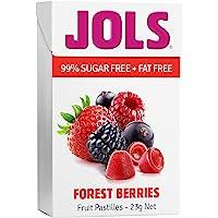 Jols Forest Berries Fruit Pastilles 23g