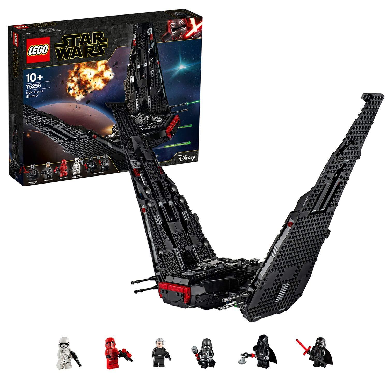 レゴ(LEGO) スター・ウォーズ カイロ・レンのパーソナルシャトル(TM) 75256