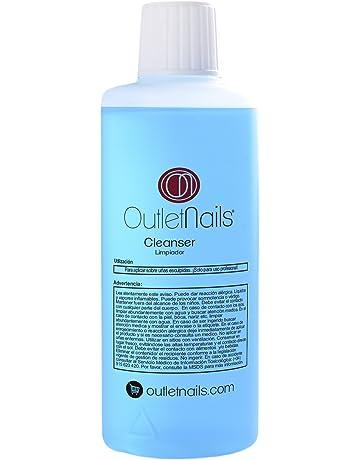 Cleaner para Gel 100ml Azul - Aroma Coco - Eliminar la capa pegajosa de geles UV