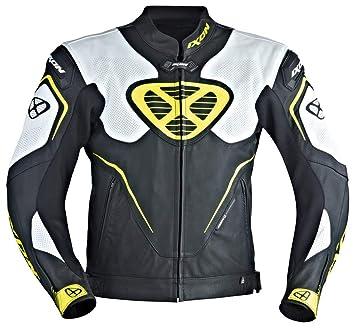 Ixon - Chaqueta Moto - Ixon Orcus, Color Negro/Blanco ...