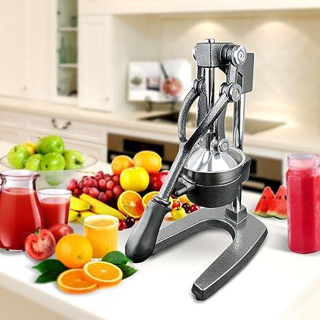 Amazon.com: Exprimidor manual de cítricos de frutas ...