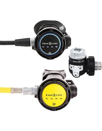Schwarz One Size Mares Unisex/ Erwachsene Loop 15X Lungenautomaten