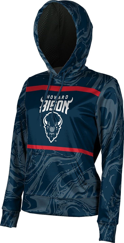 Ripple School Spirit Sweatshirt Howard University Girls Pullover Hoodie