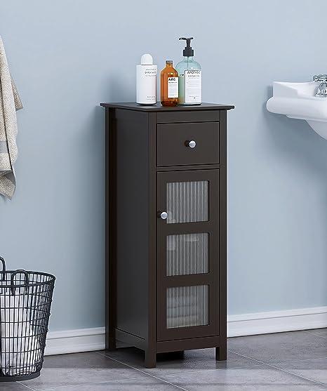 Amazon.com: Armario de baño de almacenamiento SPIRICH ...