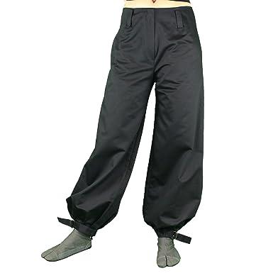 rencontrer 5ee80 89795 TRAZITA - Pantalon Japonais Noir - Noir, M, 74cm: Amazon.fr ...