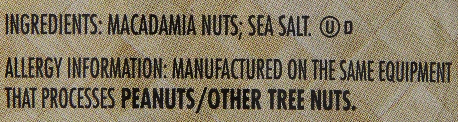 Mauna Loa Macadamias, Dry Roasted with Sea Salt, 11-oz. by Mauna Loa (Image #3)