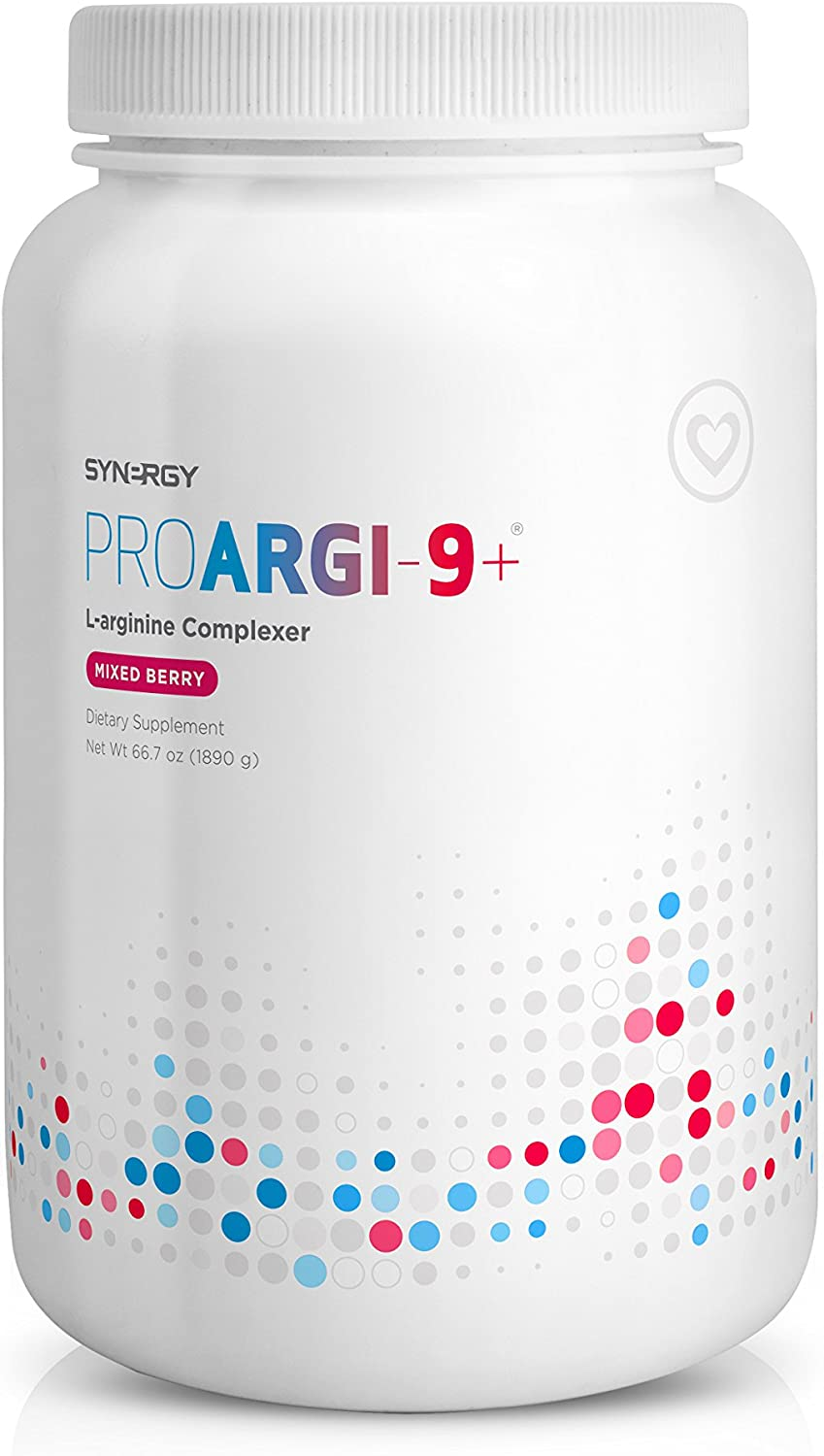 Proargi9 Plus L-arginine Complexer Jumbo Jar 66.6 Oz Mixed Berry