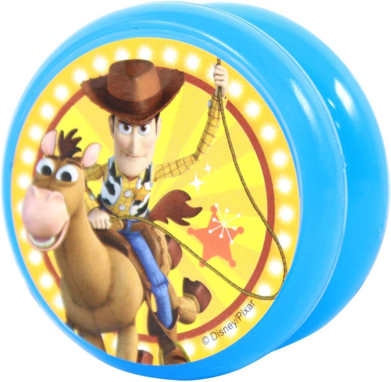 Marvel Spiderman Homecoming Kids Classic Toy Yo-Yo LED Lights Up Blue Gift