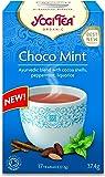 YOGI TEAS - AYURVEDIC Organic Choco Mint 17bags (PACK OF 1)