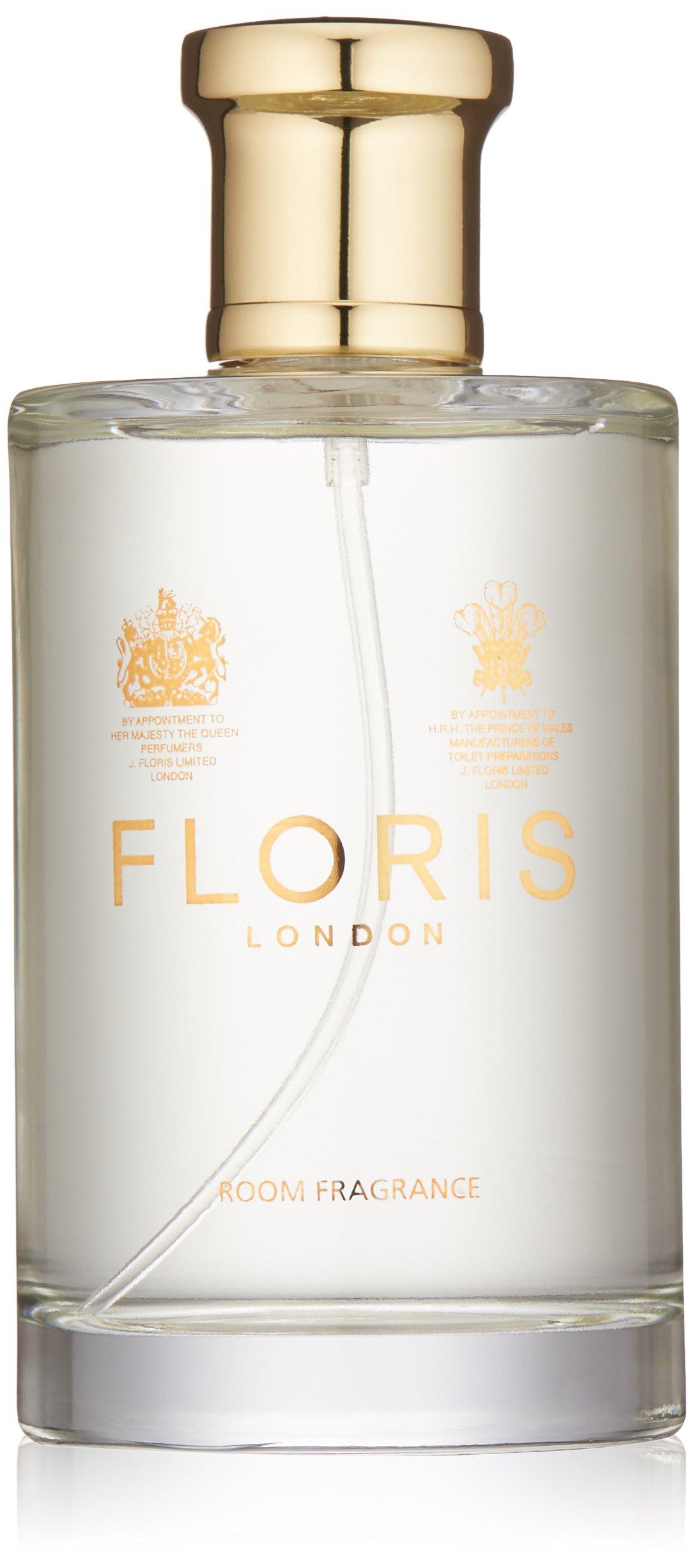 Floris London Sandalwood & Patchouli Room Fragrance, 3.4 Fl Oz