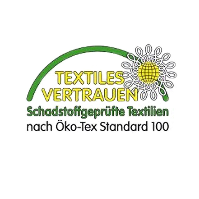 Uni Renforce Qualit/ät in 4 Farben Doppelpack Kissenbezug 40x80 cm Grau Baumwoll Bettw/äsche und Zusatzkissenbez/üge