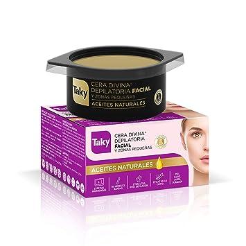 Taky - Expert Oro Cera Depilatoria Facial Microondas, 100 g