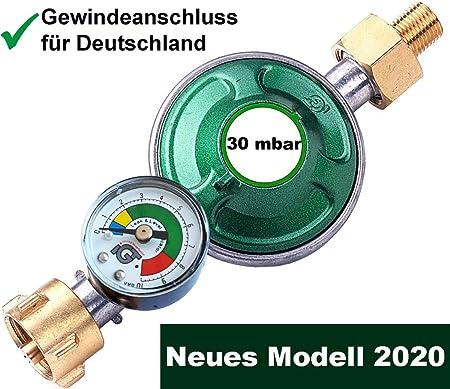Druckminderer 30mbar *CFH-30* Druckregler