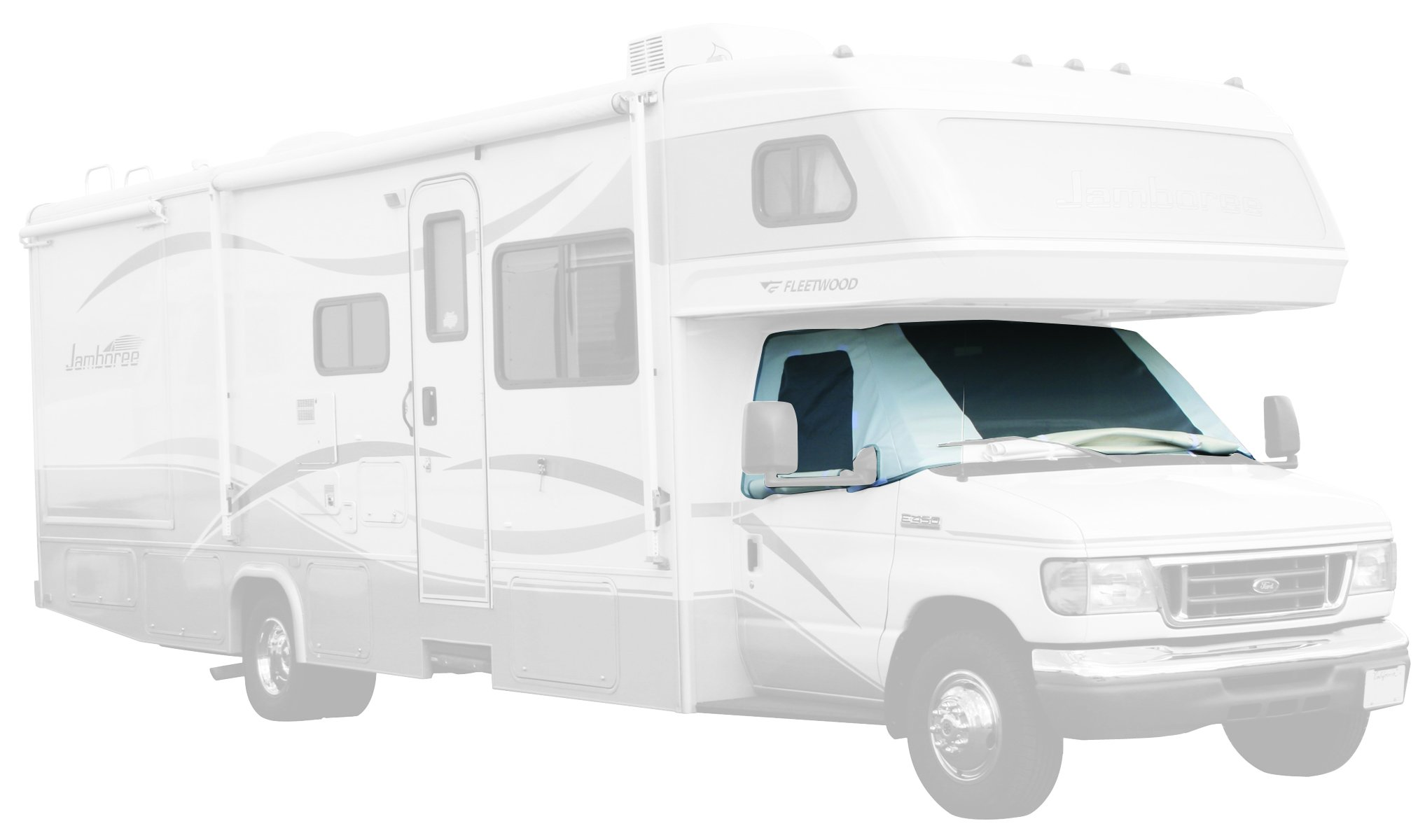 ADCO 2507 Clear RV Windshield Cover by ADCO