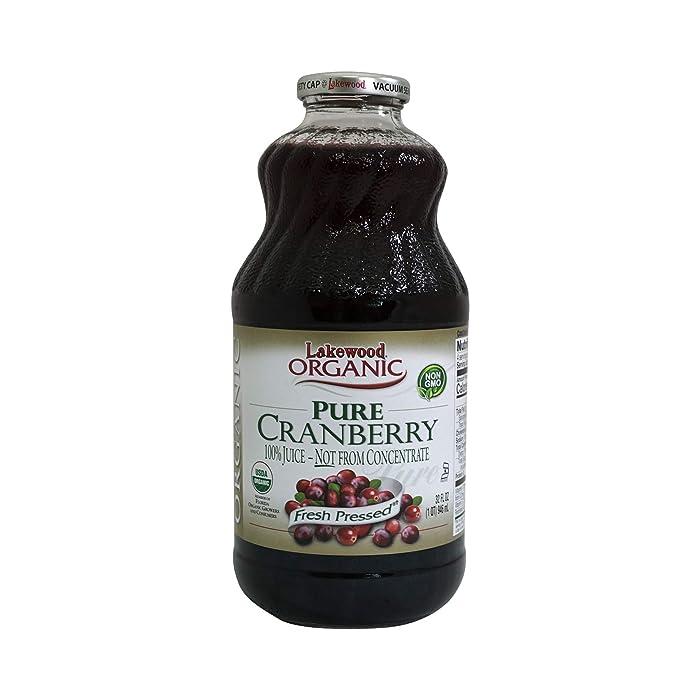 Top 9 Open Nature Pure Cranberry Juice