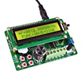 Upgraded 60MHz DDS Signal Generator Counter,Kuman