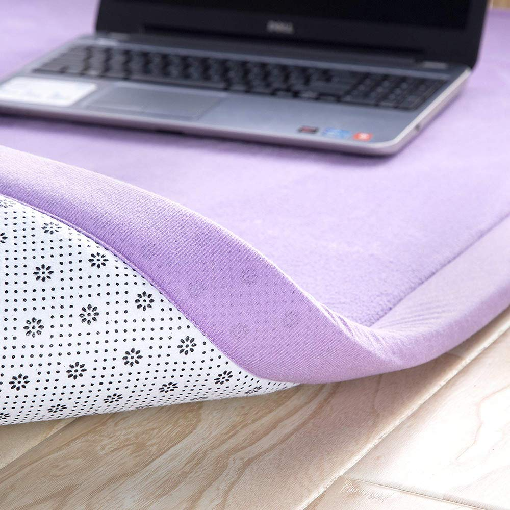 Loartee Tappeto di Velluto Corallo Ispessimento per Bambini Coperta strisciante Tappeto Morbido per Bambini Tatami Tappetino Antiscivolo per Bambini Tappetino Yoga
