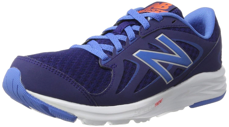 azul (azul blanco) New Balance 490v4, Hauszapatos Deportivas para Interior para mujer