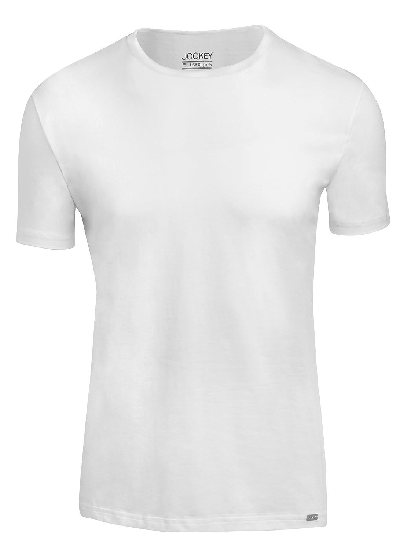 Cotton Stretch T-Shirt 2-Pack