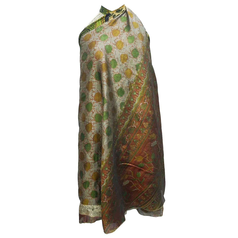 Garten Seidenkleid Zauber Wrap Vintage-Rock plus Größe lange Schlauch Boho Sarong