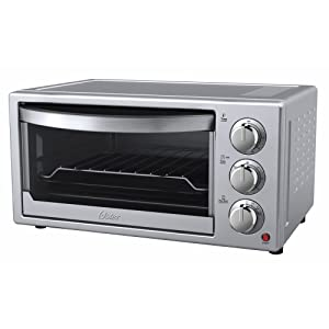 Oster 6-Slice Toaster Oven (TSSTTVF816) Stainless Steel - New