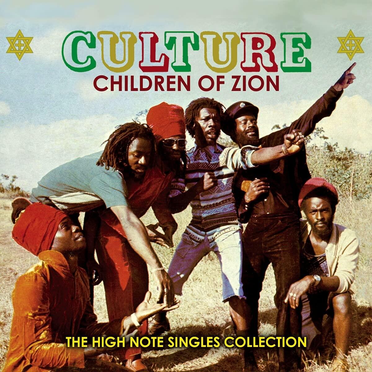 CULTURE - Children Of Zion - Amazon.com Music