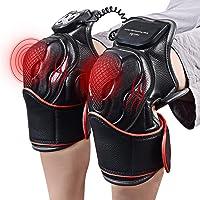 Hailicare Elektrisches Knie Massagegerät Physiotherapie für Schmerzlinderung mit Wärme und Vibrieren, Knie Therapie Wrap Massage- Ideal Geschenk für Mama/Papa/Herren/Frauen