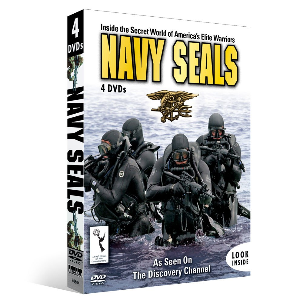 Navy Seals: Inside the Secret World of Americas Elite Warriors by Discovery Channel