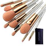 Makeup Brush Set, Eigshow Premium Makeup Brush Set Synthetic Cosmetics Foundation Powder Concealers Blending Eye Shadows Face