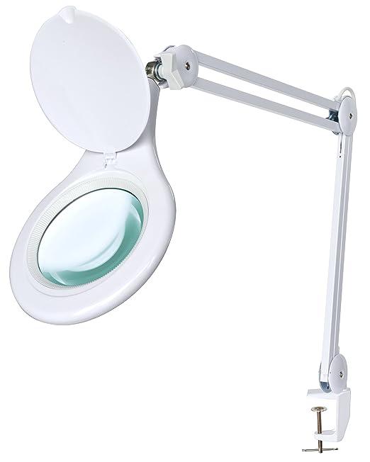 4 opinioni per Bresser Lente d'ingrandimento da tavolo 2x 125mm con illuminazione LED