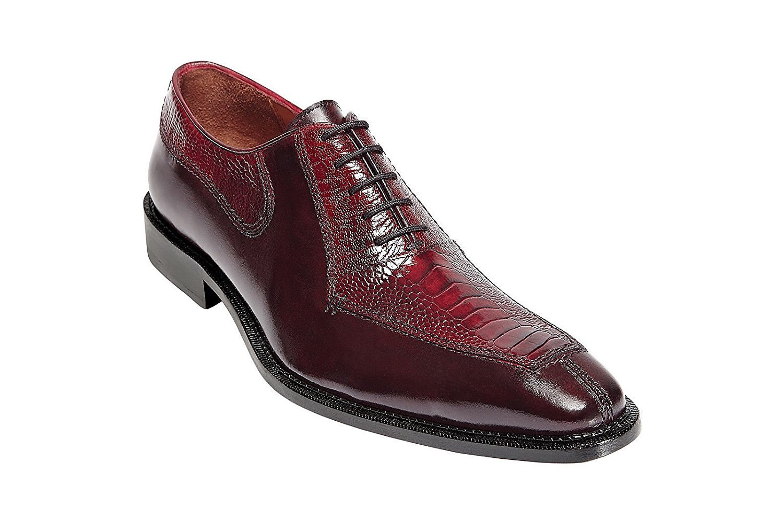 Belvedere Men's Dino Walking Shoe 10.5 D(M) US|Red