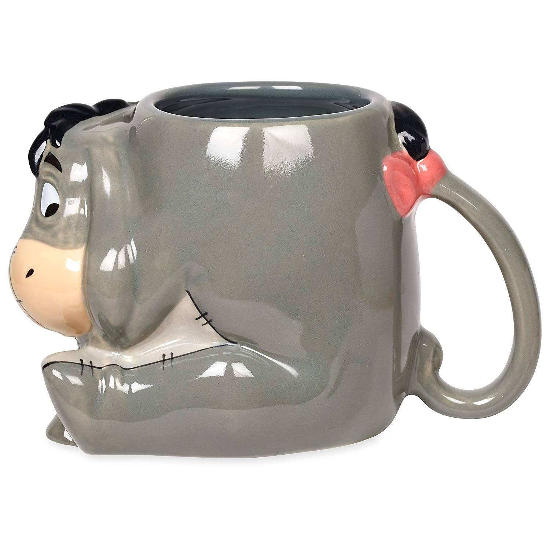 Disney Eeyore Figural Mug MUTLI