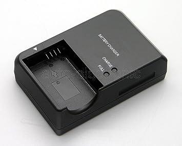Cargador de Baterías para Cámaras Digitales Battery Charger for Canon Digital Cameras Lenmar DLC7L PowerShot G12 / Reemplazo para Canon Charger ...