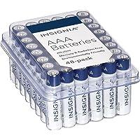 48-Pk. Insignia AAA Alkaline Batteries
