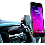Car Mount, MintCell Magnetic Cradle-Less Smartphone Car Holder - Enhanced CD Slot One