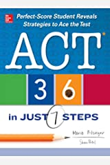 ACT 36 in Just 7 Steps Kindle Edition