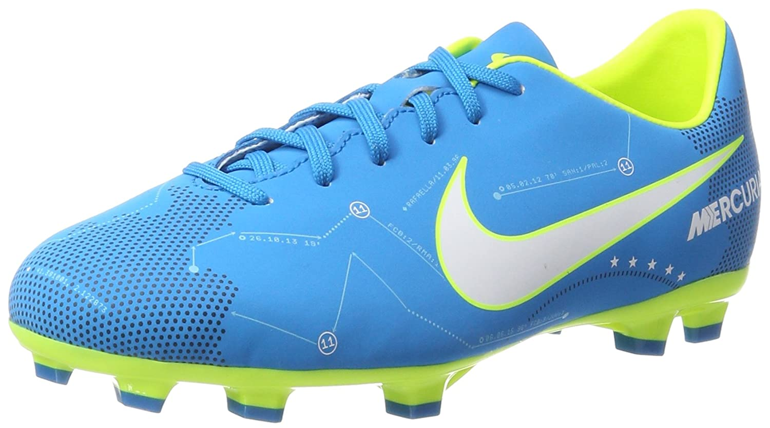 premium selection 7f755 387b2 NIKE JR Mercurial Victory VI DF FG Boys Soccer-Shoes