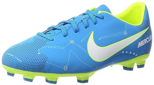 new arrival f4f11 66f80 Nike Jr Mercurial Victory Vi Sx FG, Botas de fútbol Unisex para Niños:  Amazon.es: Zapatos y complementos