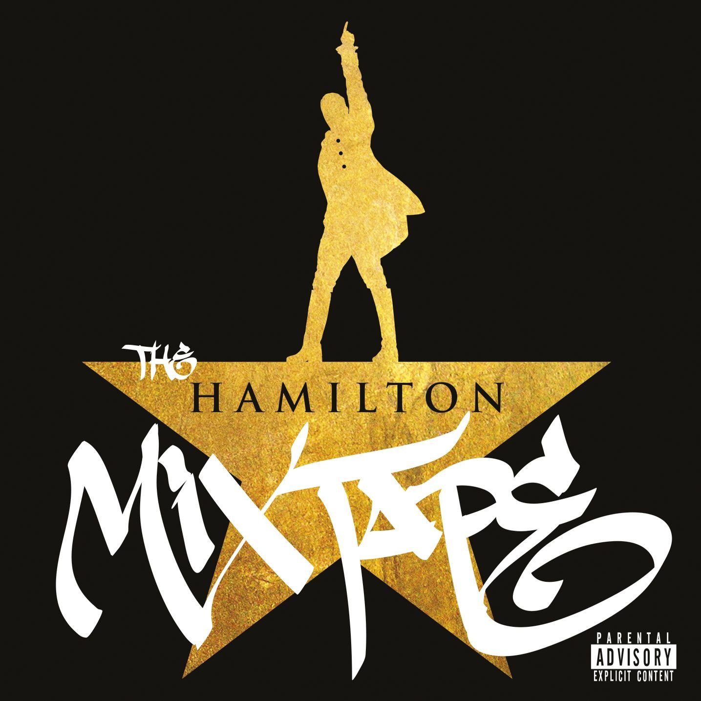 The Hamilton Mixtape (Explicit) by Atlantic (Label)